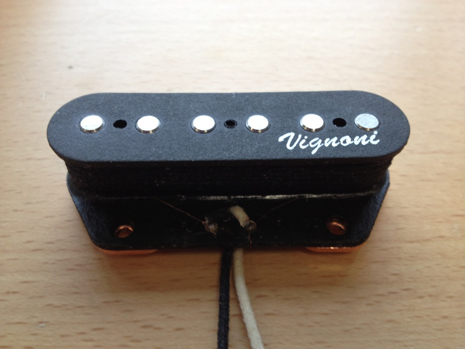 teleguitar bridge
